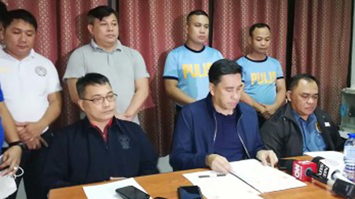 Police eyes 10 suspects in ex-Pangasinan guv's ambush