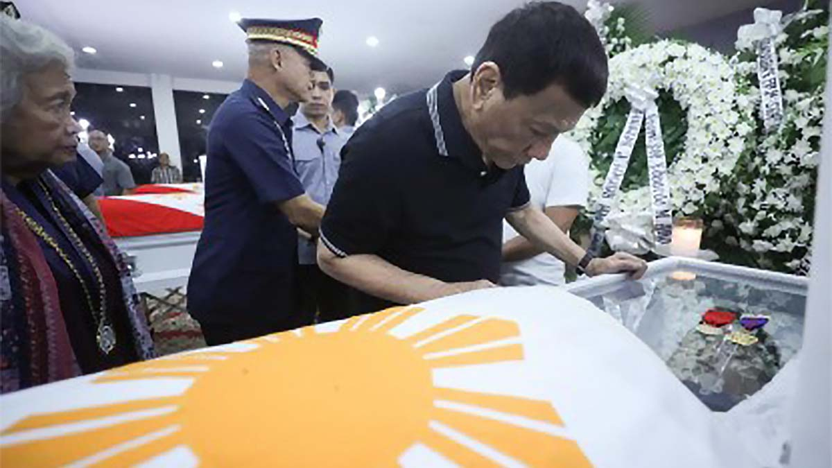 Bounty for Negros cops' killers raised to P7M