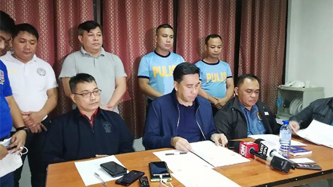 Vehicles of suspects in Pangasinan ex-guv's ambush recovered