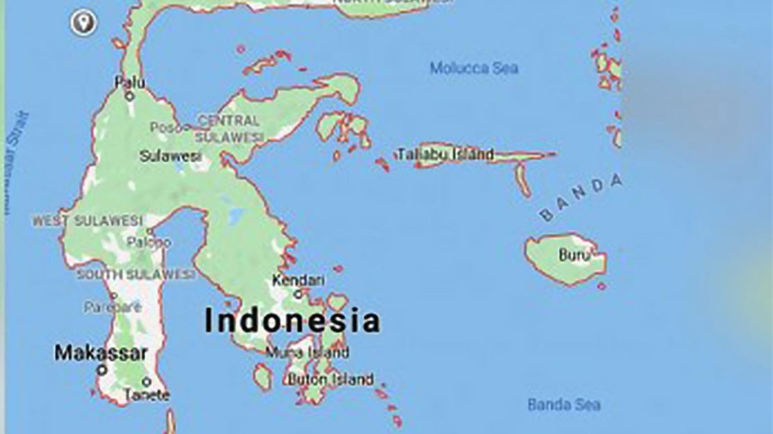 6.4-magnitude quake strikes off eastern Indonesia