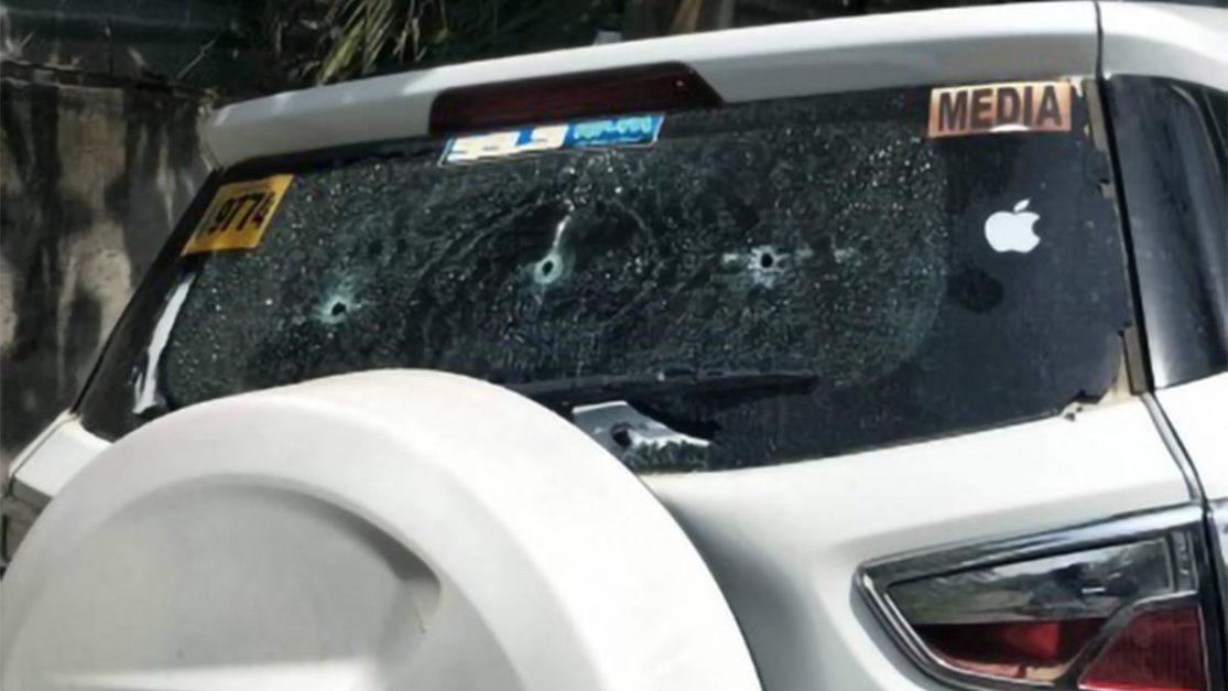 Davao Norte prov'l info officer survives slay try