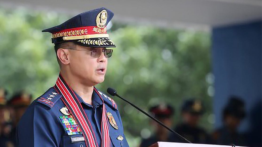 Gamboa orders another reshuffle of 8 key PNP posts