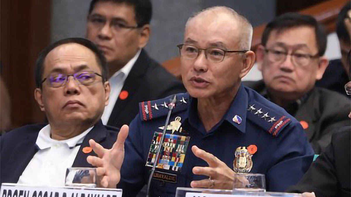 Albayalde has had enough: Palace