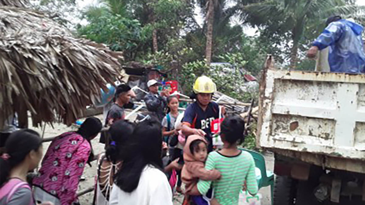 74 families in Ilocos Norte evacuated due to 'Ramon'
