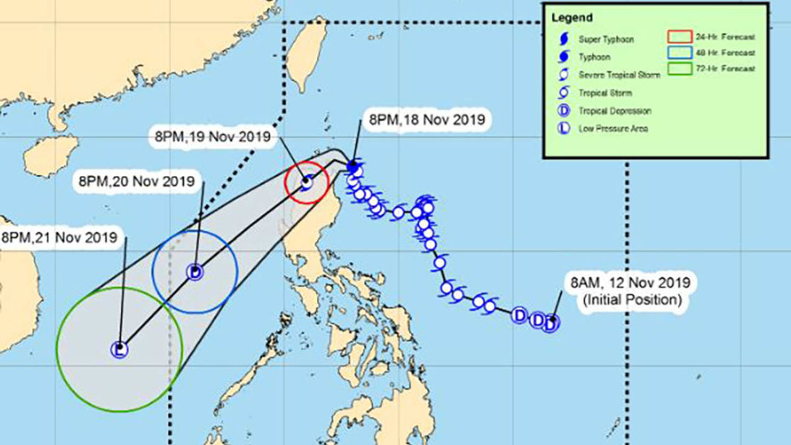 Residents urged to evacuate as 'Ramon' batters Ilocos Norte