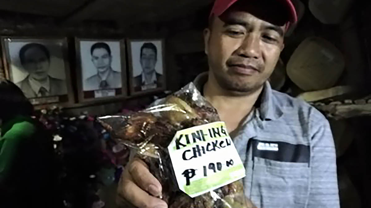 Benguet town offers 'kini-ing' as pork alternative