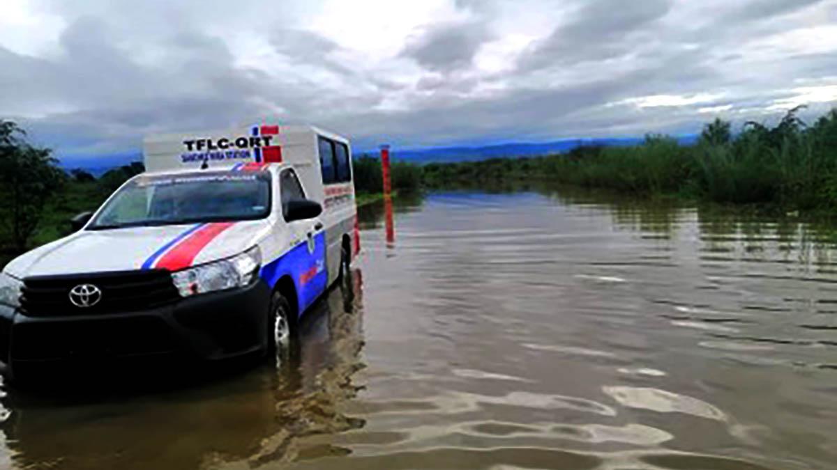 1,497 families evacuate in Cagayan as 'Ramon' hits northern PH