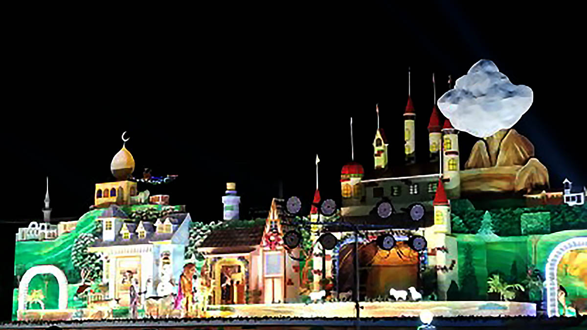Disney-inspired Christmas display opens in Pangasinan