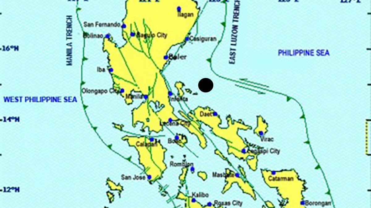Quezon quake not related to Mindanao temblors: Phivolcs