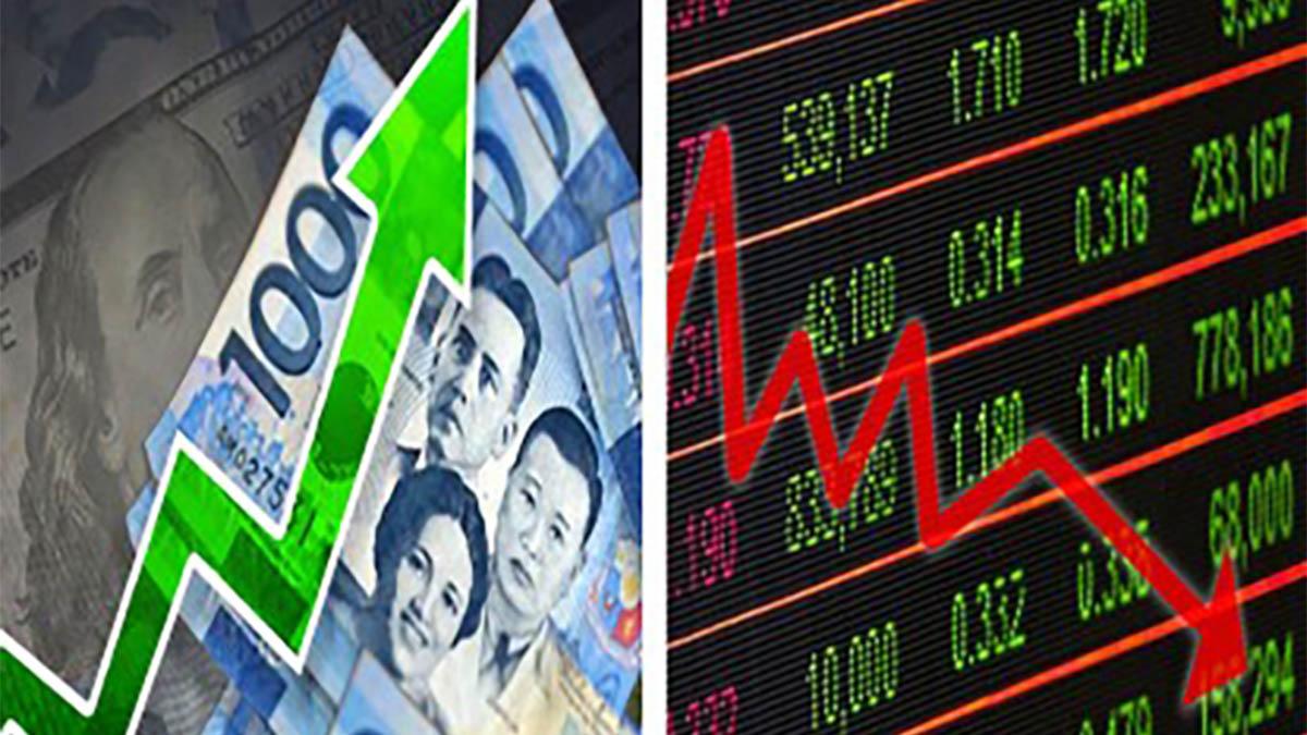 Peso rises, stocks dip on US' pro-HK legislation