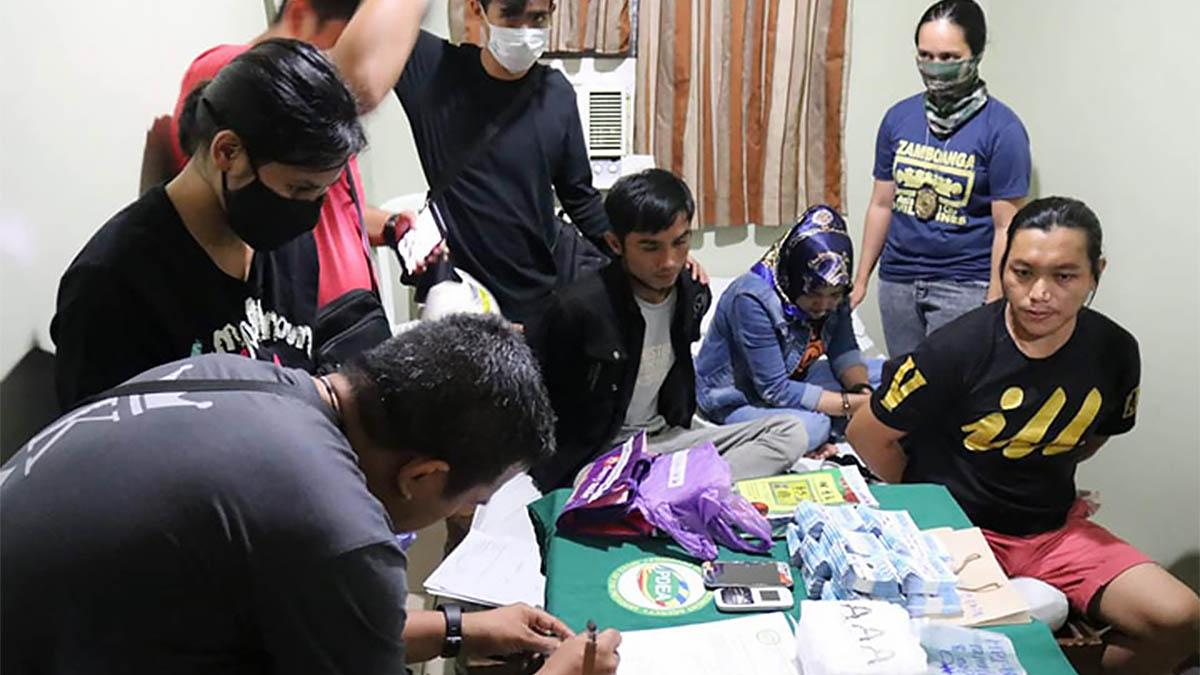 P6.8-M shabu seized in Zamboanga City