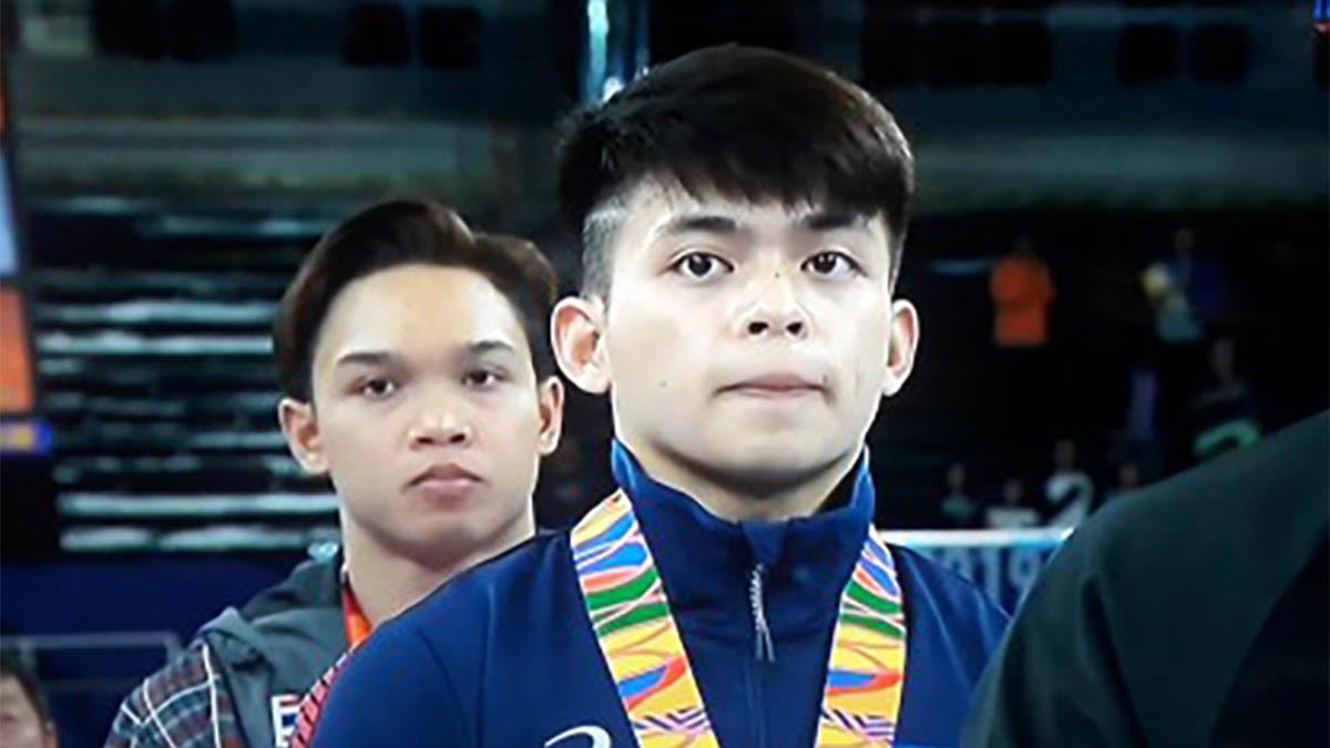 Yulo, Malaysian gymnast win anew