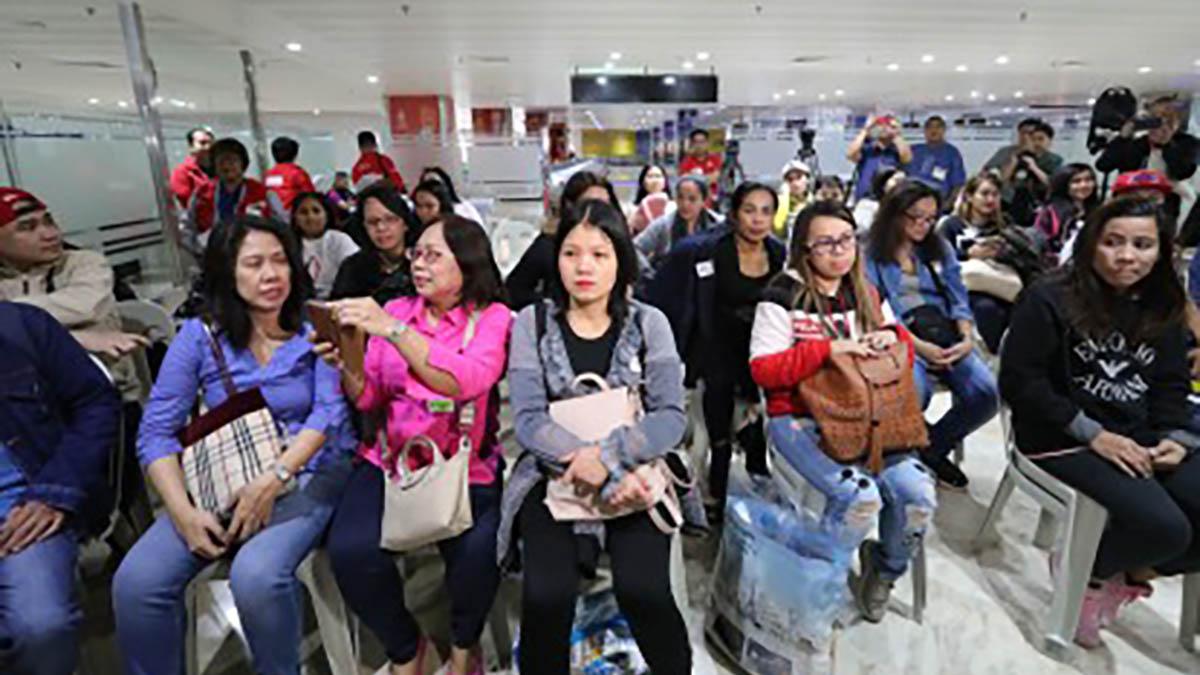 Solons urge Filipinos in Iraq to heed mandatory evacuation order