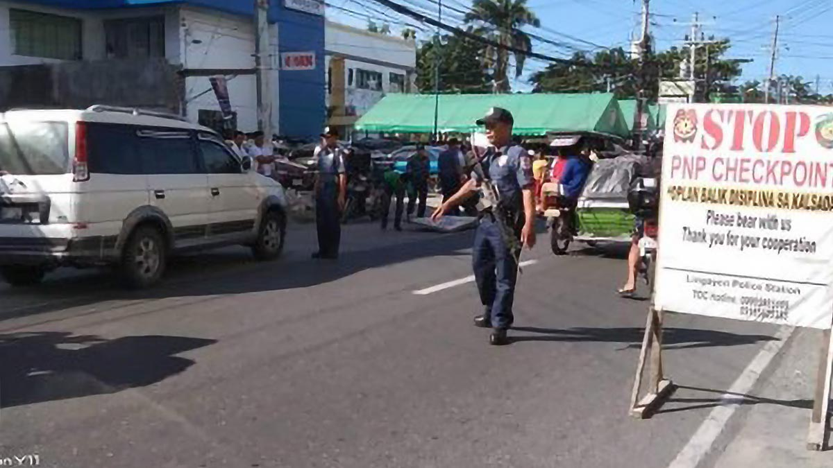 Lingayen implements tricycle ban on national highways