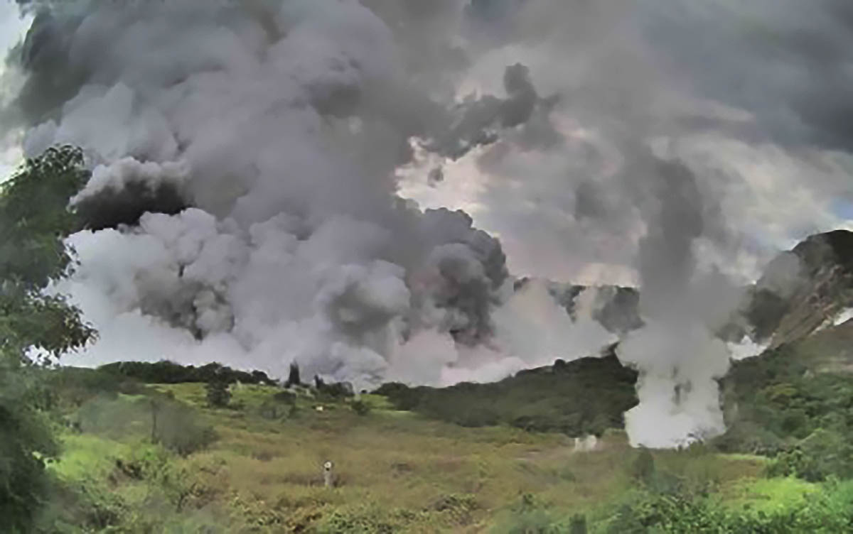 DA to provide loans for farmers affected by Taal eruption