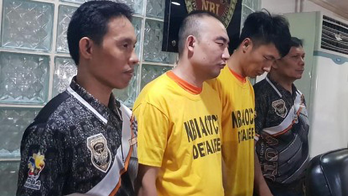2 Chinese owners of 'exclusive' Makati sex den face raps