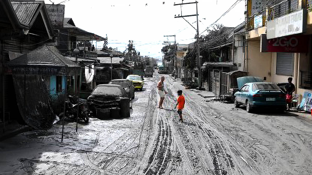 PRRD to visit areas affected by Taal eruption