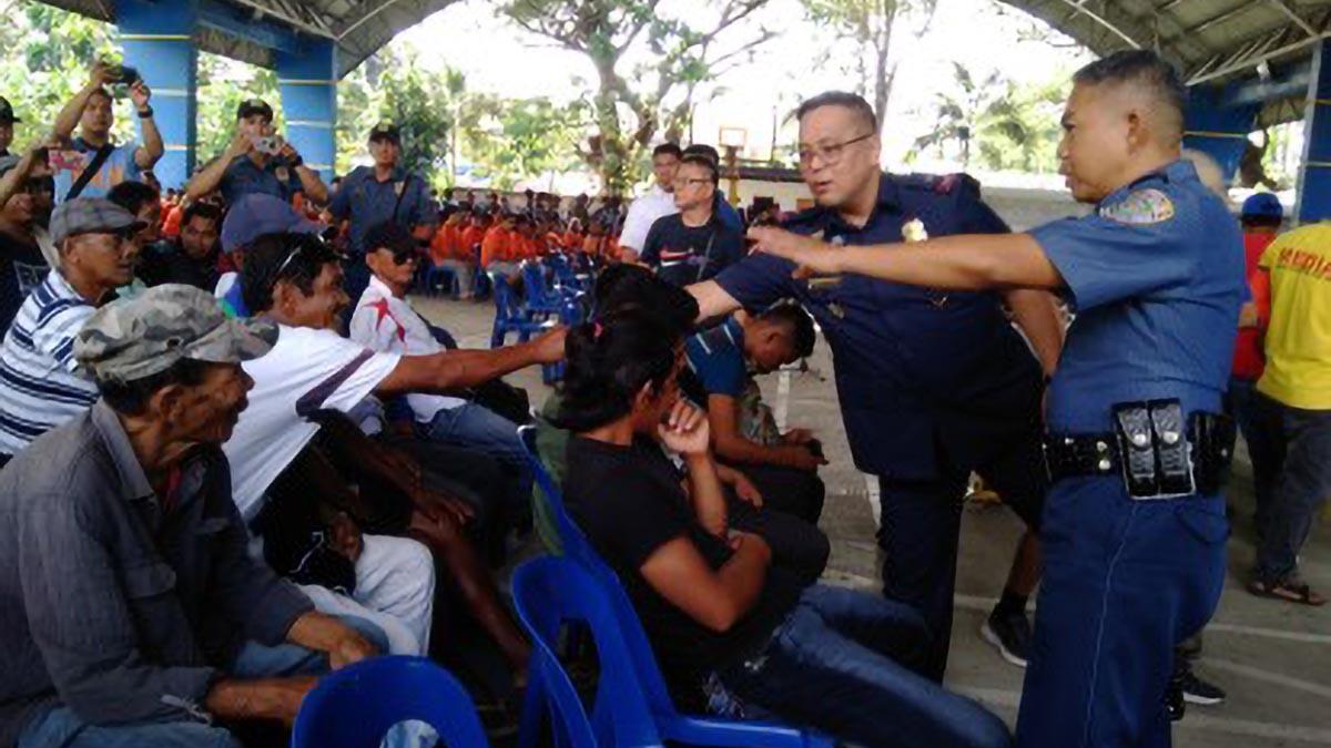 200 arrested in 12-day police ops in Nueva Ecija