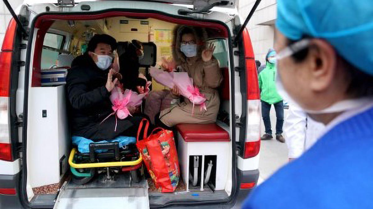 Hospitals discharge 892 recovered patients of nCoV infection