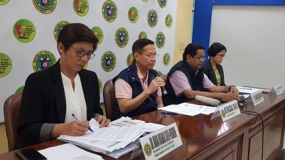 DOH raises 'code red' alert on Covid-19; confirms 6th case