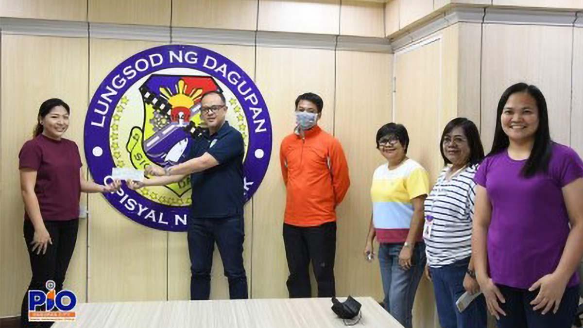 Dagupan business donates P16-M for efforts vs. Covid-19