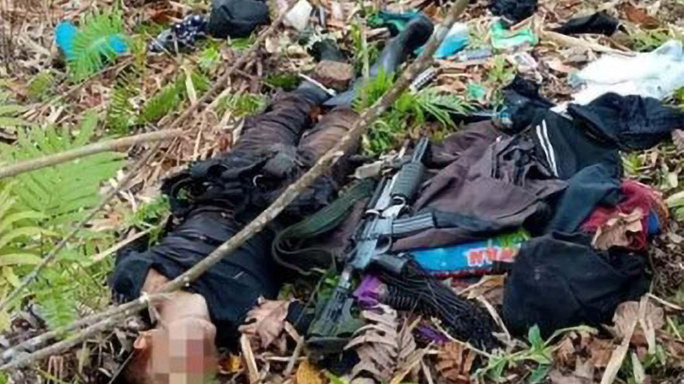 NPA fighter killed, minor rescued in Agusan Norte clash