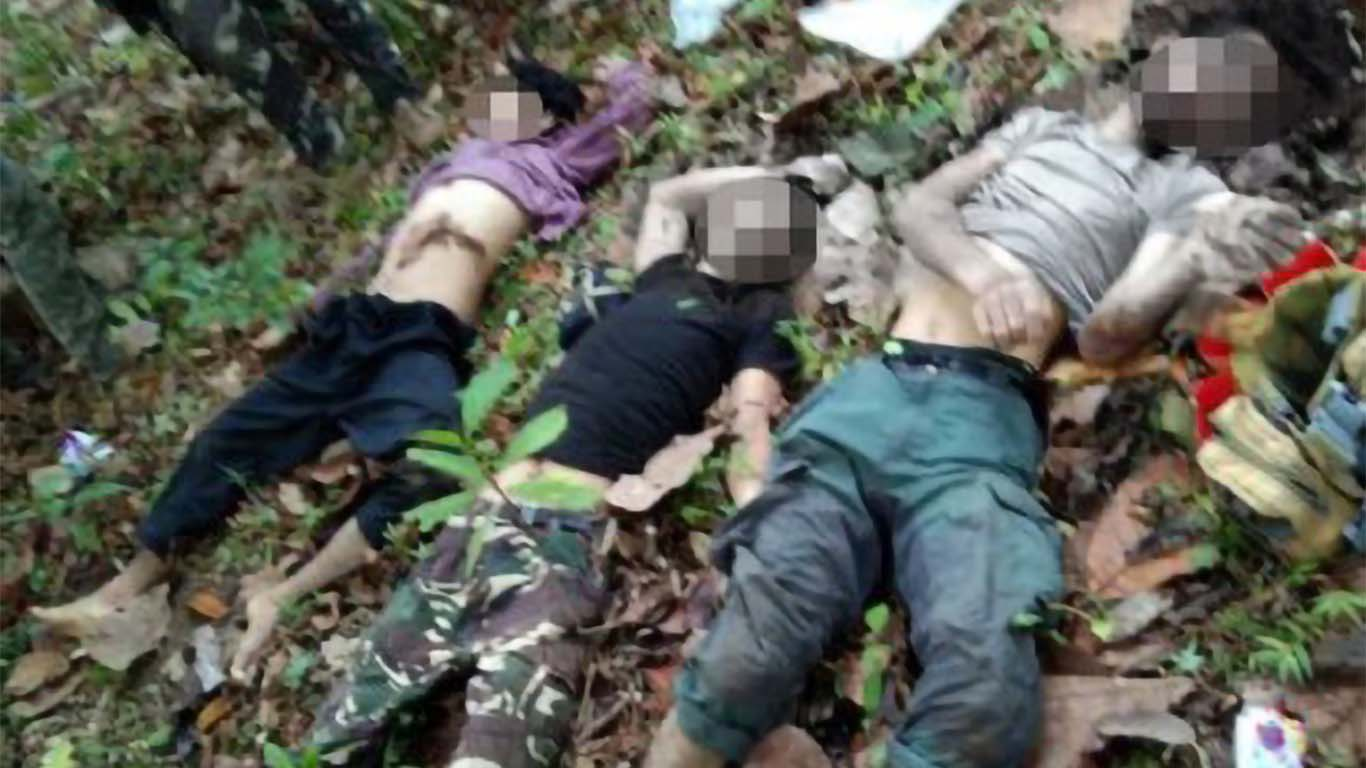 6 ASG bandits killed, 8 soldiers injured in Sulu clash