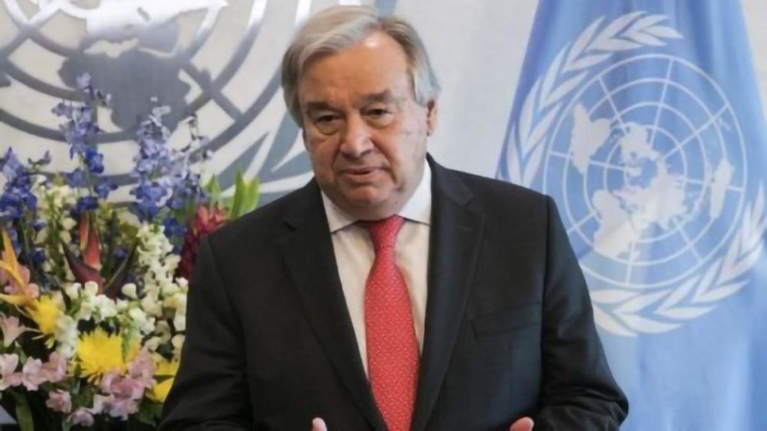 UN chief urges leaders to avoid 'new coal' after 2020