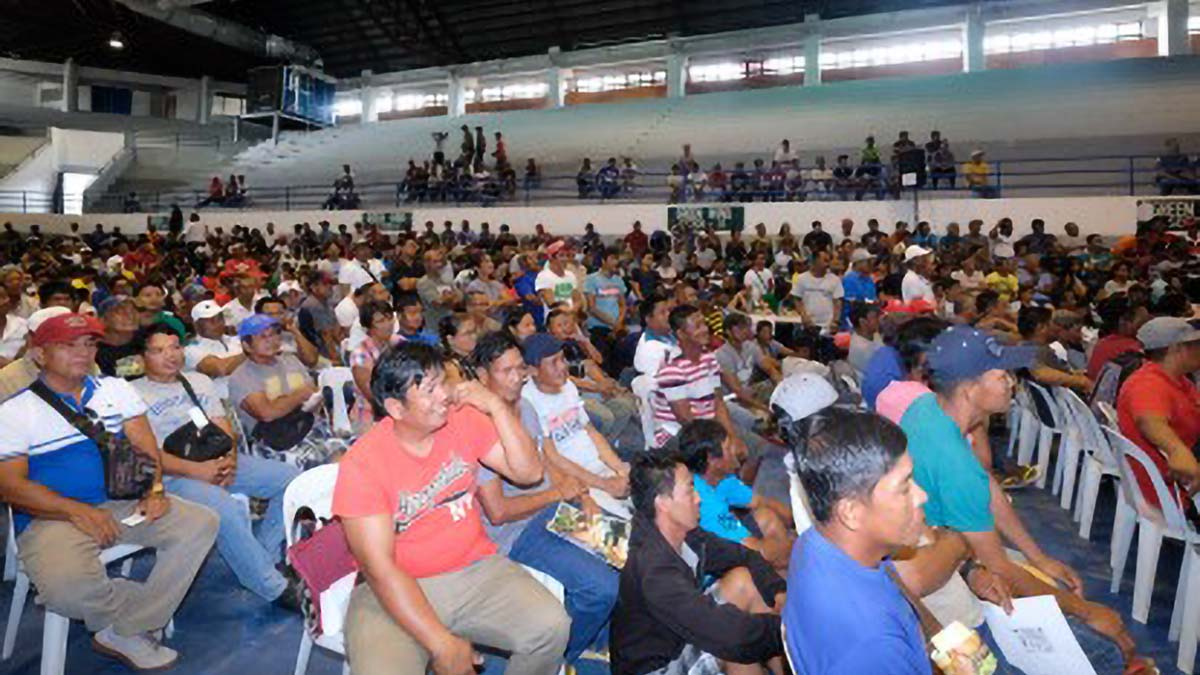 Over 52,000 Ilocos rice farmers get P5-K cash aid