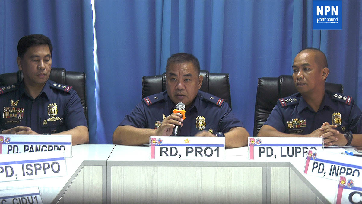 No Gambling at Wakes for the Dead–Ilocos Regional Police
