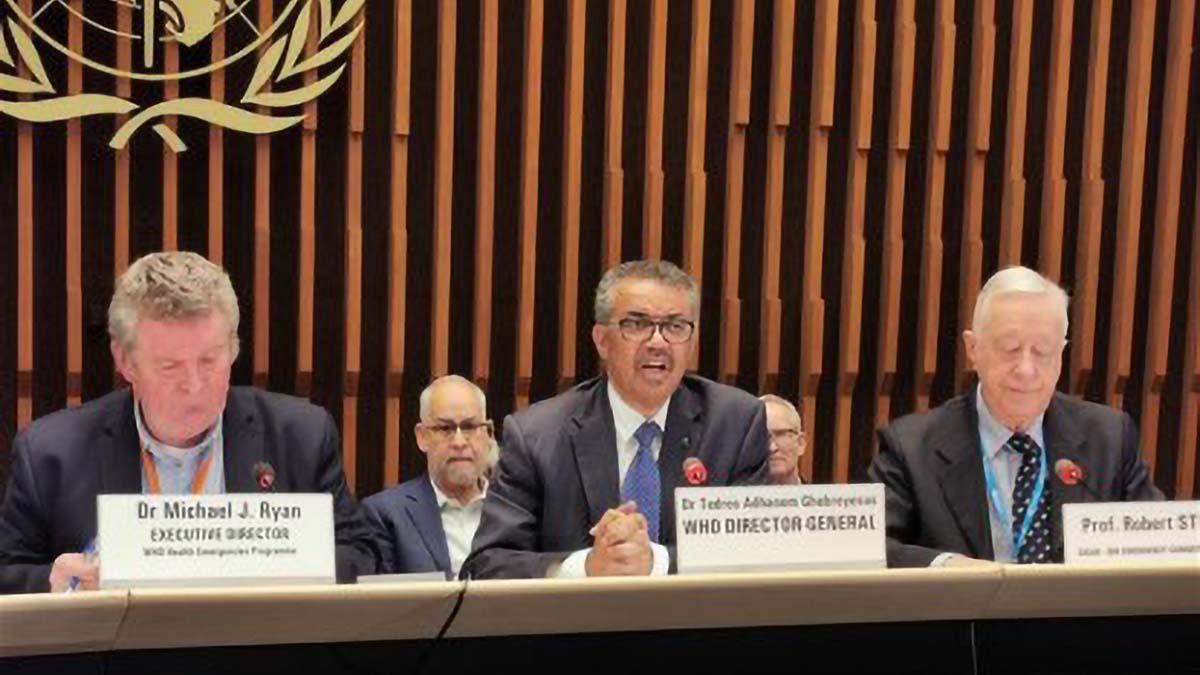 WHO announces Ebola outbreak in DRC still int'l emergency