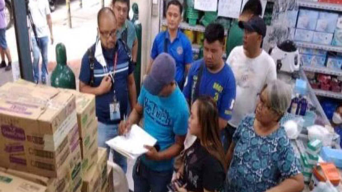 3 nabbed for hoarding, selling overpriced alcohol