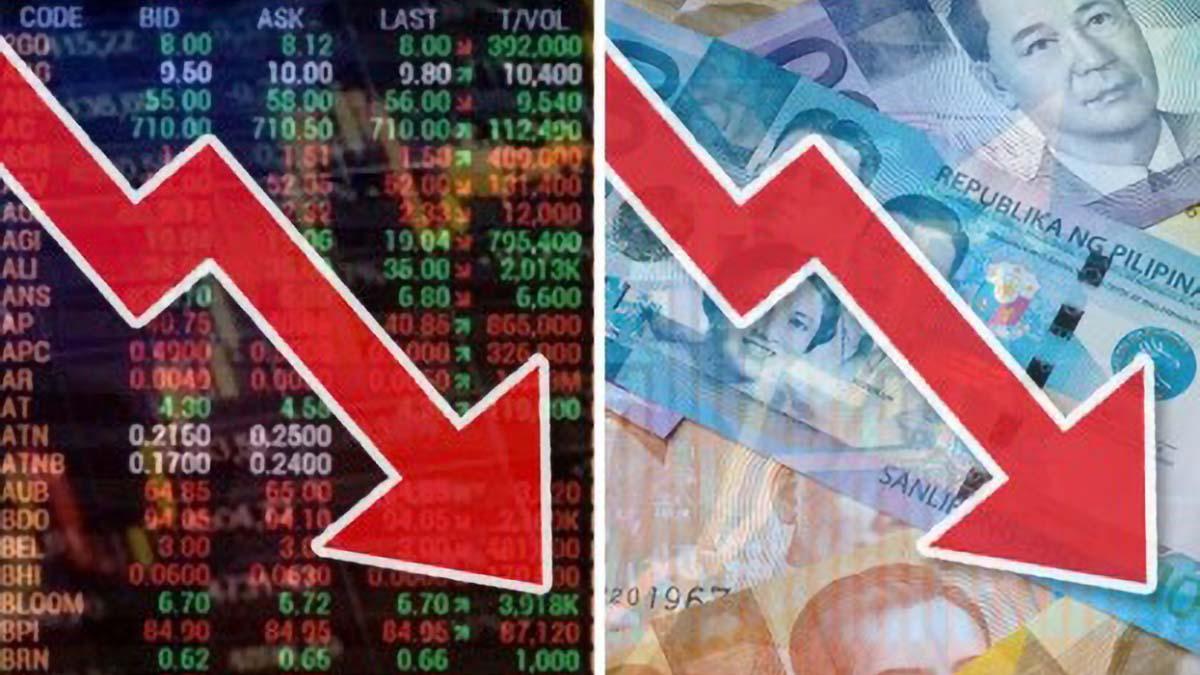 Stocks, peso start week down on Covid-19 second wave worries