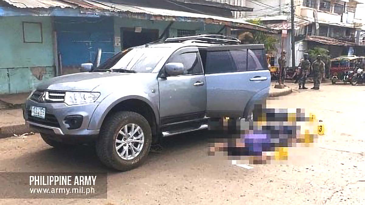NBI to probe death of 4 soldiers in clash with Sulu cops