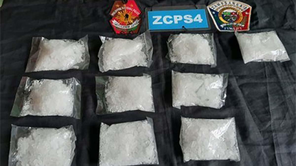 Zambo City anti-drug op nets P3.7-M shabu