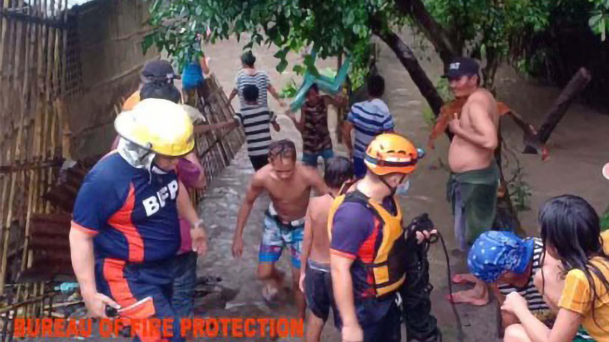 Floods, landslide damage 16 houses in Koronadal City